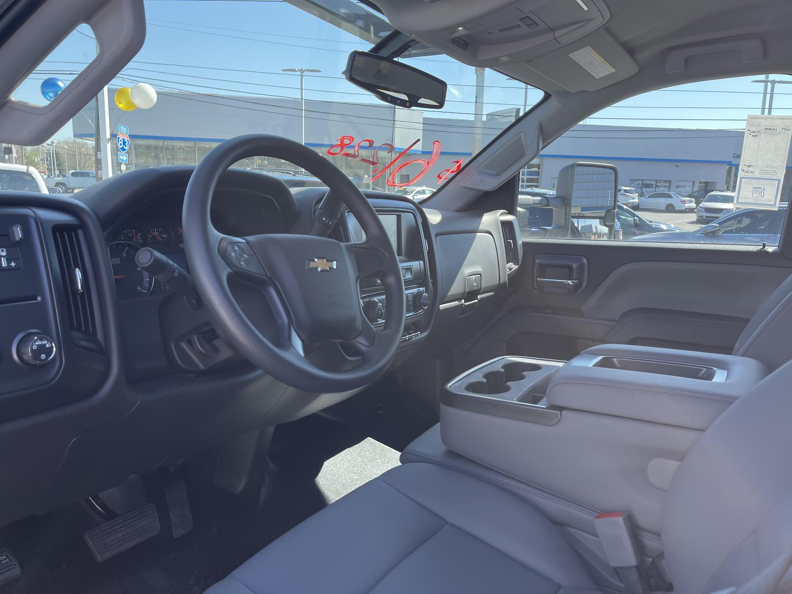 2020 Chevrolet Silverado 4500 Regular Cab DRW 4x2, Contractor Body #205978 - photo 8