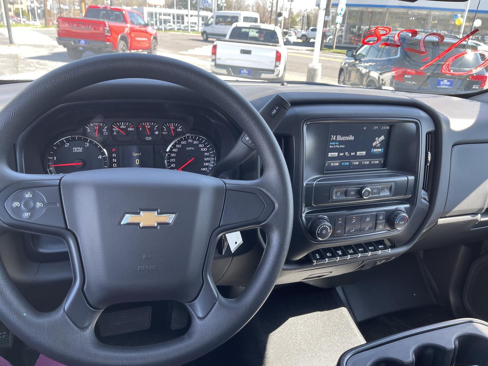 2020 Chevrolet Silverado 4500 Regular Cab DRW 4x2, Mike's Truck Service and Sales Inc. Contractor Body #205978 - photo 3