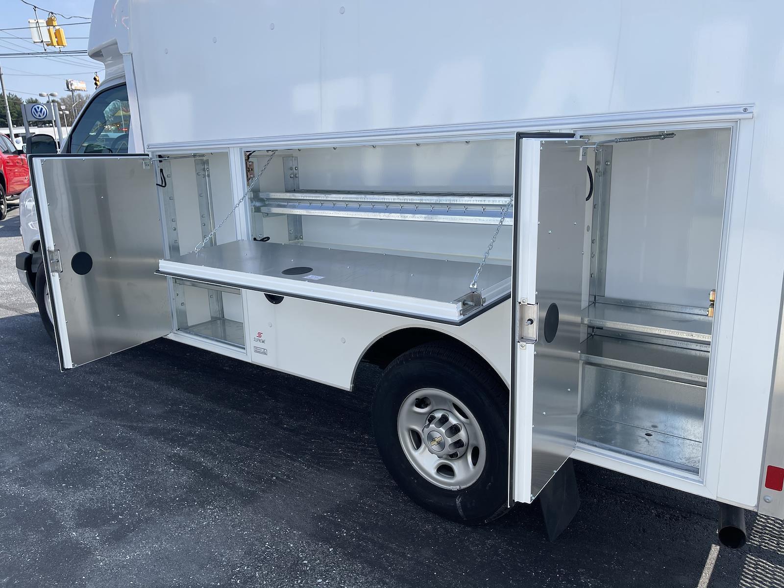 2020 Chevrolet Express 3500 4x2, Supreme Spartan Service Utility Van #205979 - photo 13