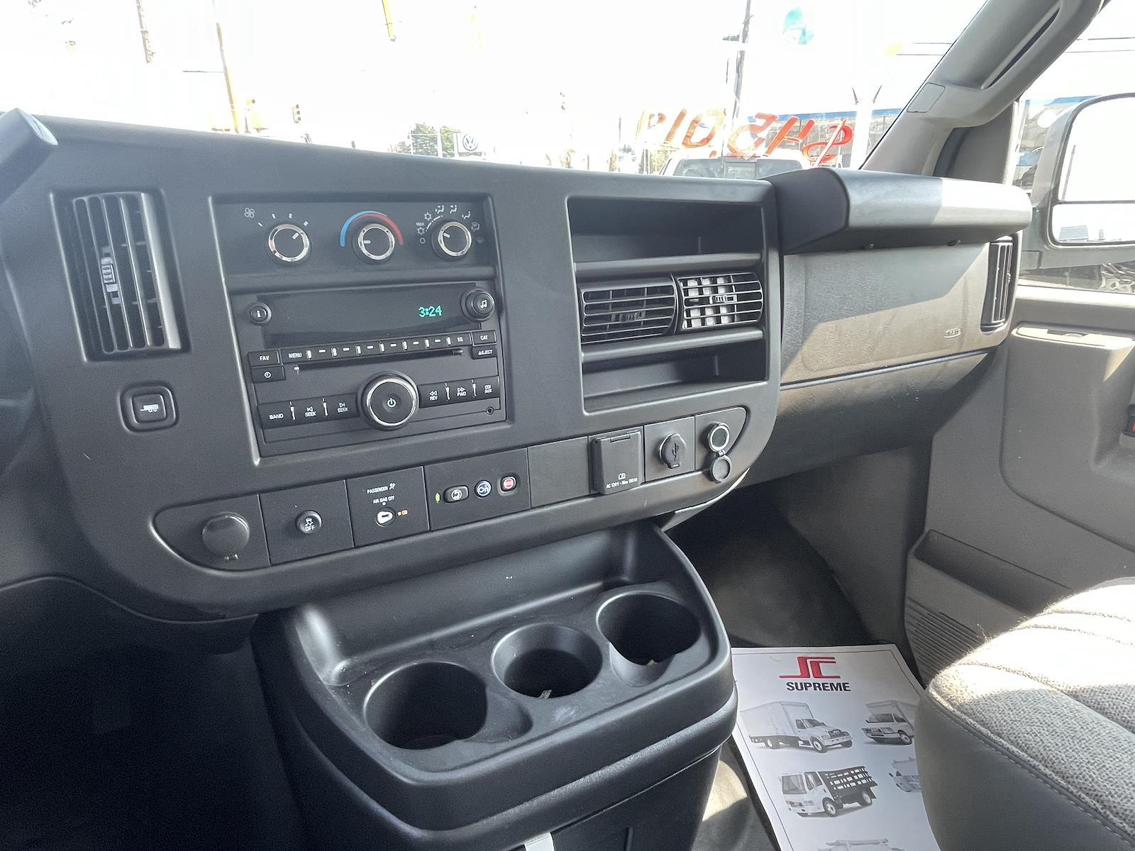 2020 Chevrolet Express 3500 4x2, Supreme Spartan Service Utility Van #205979 - photo 16