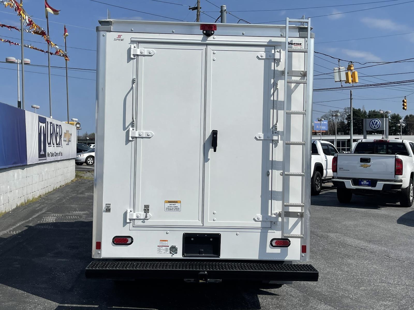 2020 Chevrolet Express 3500 4x2, Supreme Spartan Service Utility Van #205979 - photo 8