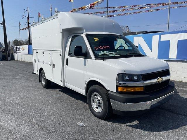 2020 Chevrolet Express 3500 4x2, Supreme Spartan Service Utility Van #205979 - photo 18