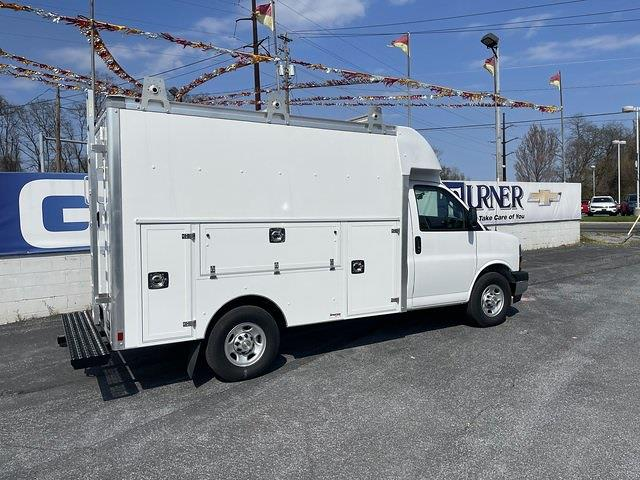 2020 Chevrolet Express 3500 4x2, Supreme Spartan Service Utility Van #205979 - photo 21