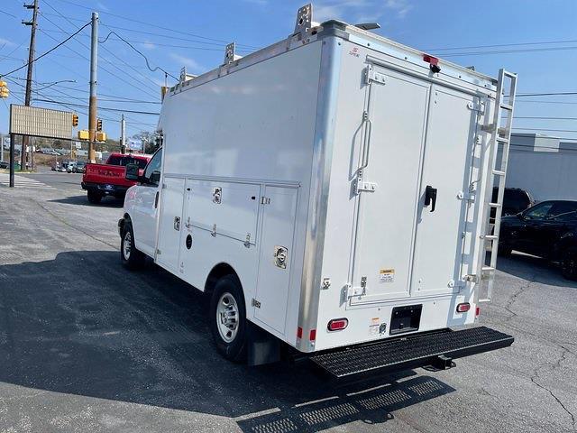 2020 Chevrolet Express 3500 4x2, Supreme Spartan Service Utility Van #205979 - photo 27