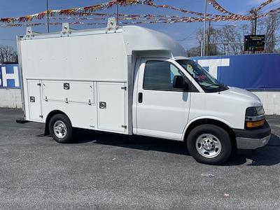 2020 Chevrolet Express 3500 4x2, Supreme Spartan Service Utility Van #205979 - photo 20