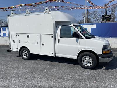 2020 Chevrolet Express 3500 4x2, Supreme Spartan Service Utility Van #205979 - photo 3