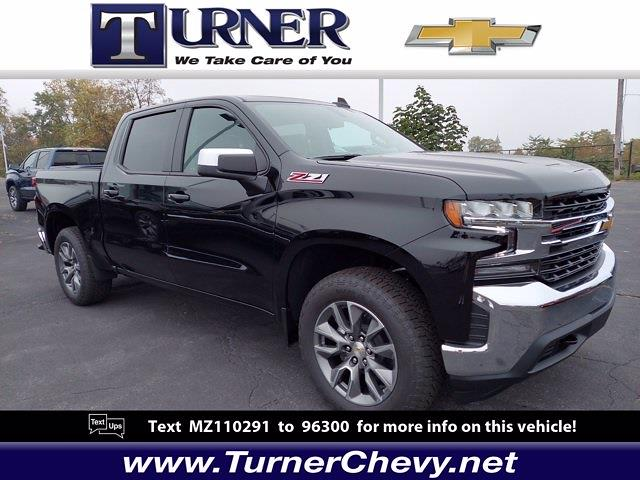 2021 Chevrolet Silverado 1500 Crew Cab 4x4, Pickup #215114 - photo 1