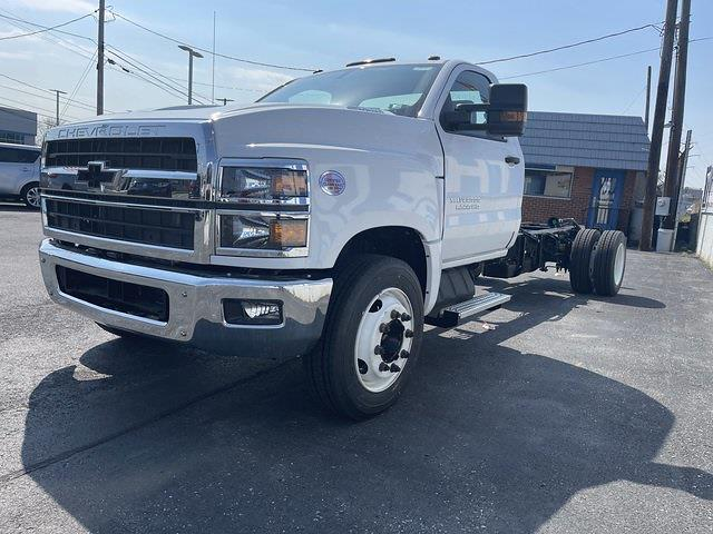 2021 Chevrolet Silverado 4500 Regular Cab DRW 4x2, Cab Chassis #215497 - photo 14