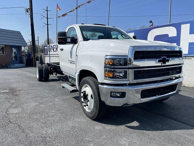 2021 Chevrolet Silverado 4500 Regular Cab DRW 4x2, Cab Chassis #215497 - photo 15
