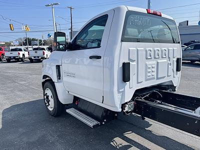 2021 Chevrolet Silverado 4500 Regular Cab DRW 4x2, Cab Chassis #215497 - photo 9