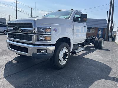 2021 Chevrolet Silverado 4500 Regular Cab DRW 4x2, Cab Chassis #215497 - photo 6