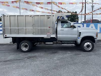 2021 Chevrolet Silverado 4500 Regular Cab DRW 4x4, TruckCraft Landscape Dump #215524 - photo 13