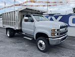 2021 Chevrolet Silverado 4500 Regular Cab DRW 4x4, TruckCraft Landscape Dump #215524 - photo 12