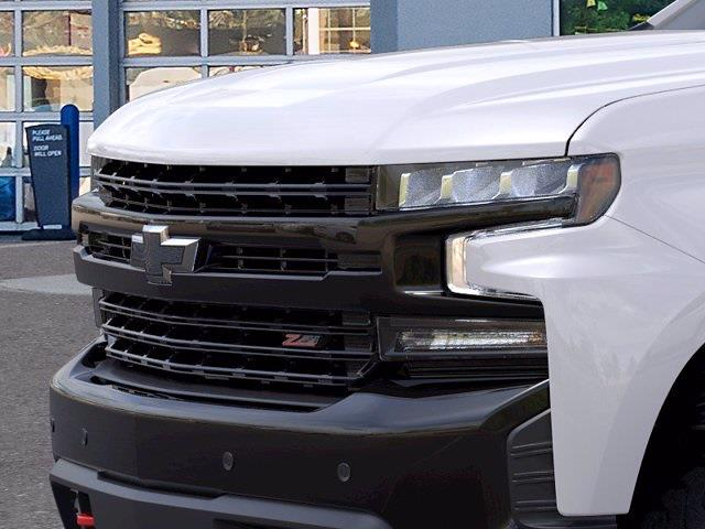 2021 Chevrolet Silverado 1500 Crew Cab 4x4, Pickup #215538 - photo 11
