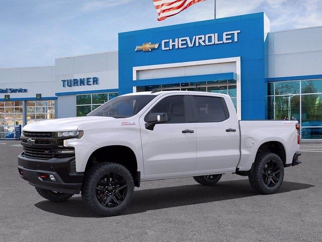 2021 Chevrolet Silverado 1500 Crew Cab 4x4, Pickup #215538 - photo 3
