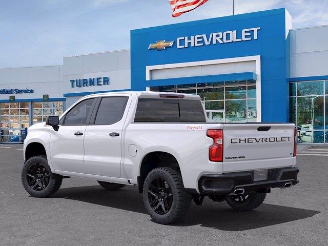 2021 Chevrolet Silverado 1500 Crew Cab 4x4, Pickup #215538 - photo 4