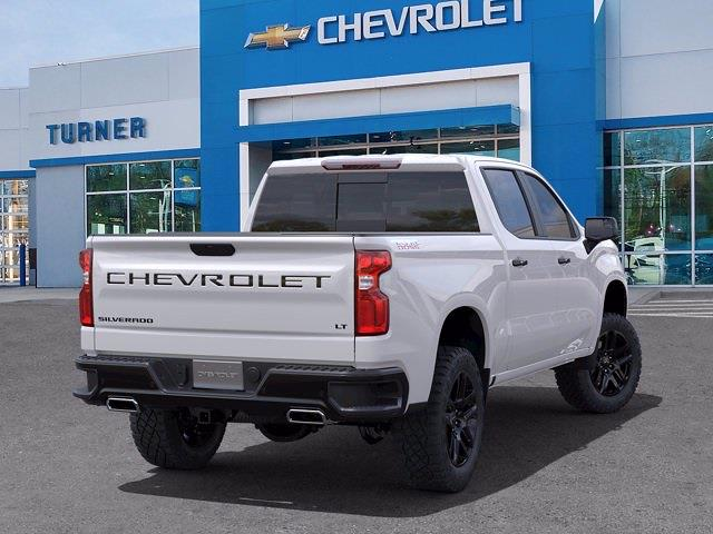 2021 Chevrolet Silverado 1500 Crew Cab 4x4, Pickup #215538 - photo 2