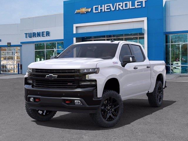 2021 Chevrolet Silverado 1500 Crew Cab 4x4, Pickup #215538 - photo 6