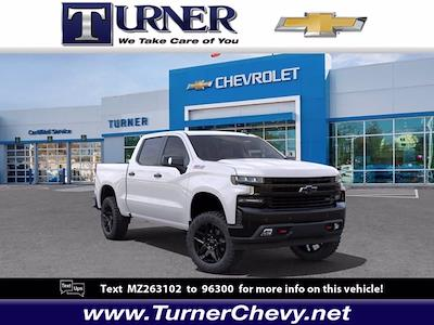 2021 Chevrolet Silverado 1500 Crew Cab 4x4, Pickup #215538 - photo 1