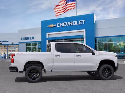 2021 Chevrolet Silverado 1500 Crew Cab 4x4, Pickup #215538 - photo 5