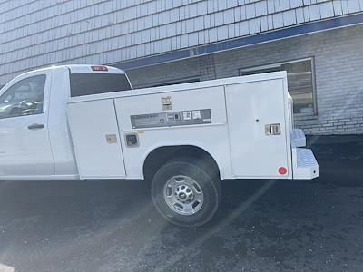 2021 Chevrolet Silverado 2500 Regular Cab 4x4, Reading SL Service Body #215553 - photo 7