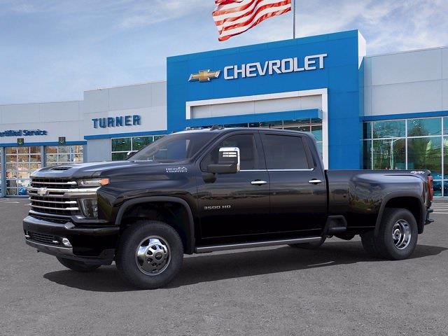 2021 Chevrolet Silverado 3500 Crew Cab 4x4, Pickup #215556 - photo 3