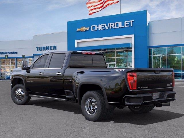 2021 Chevrolet Silverado 3500 Crew Cab 4x4, Pickup #215556 - photo 4
