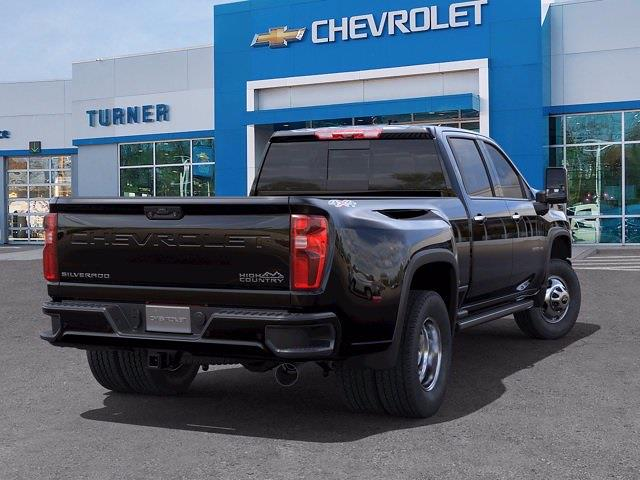 2021 Chevrolet Silverado 3500 Crew Cab 4x4, Pickup #215556 - photo 2