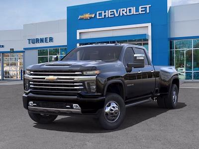 2021 Chevrolet Silverado 3500 Crew Cab 4x4, Pickup #215556 - photo 6