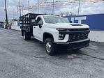 2021 Chevrolet Silverado 3500 Regular Cab 4x4, Stake Bed #215563 - photo 3