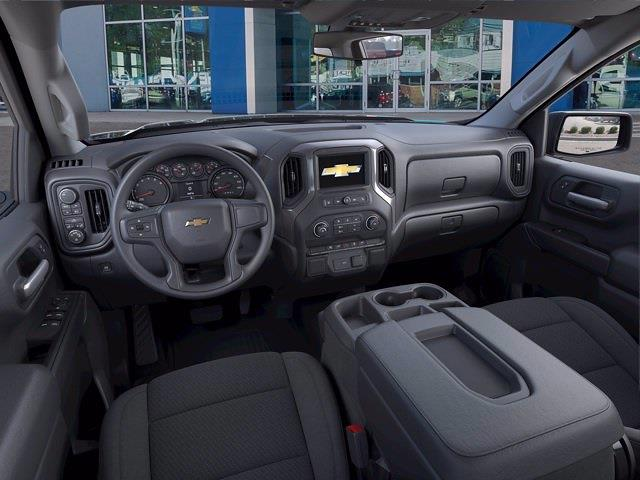 2021 Chevrolet Silverado 1500 Crew Cab 4x4, Pickup #215570 - photo 12