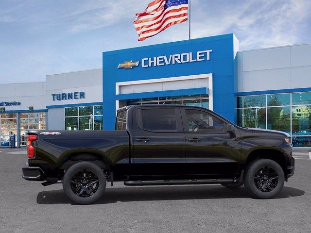 2021 Chevrolet Silverado 1500 Crew Cab 4x4, Pickup #215570 - photo 5