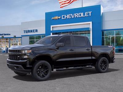 2021 Chevrolet Silverado 1500 Crew Cab 4x4, Pickup #215570 - photo 3