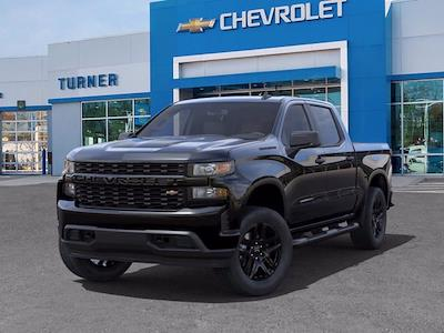 2021 Chevrolet Silverado 1500 Crew Cab 4x4, Pickup #215570 - photo 6