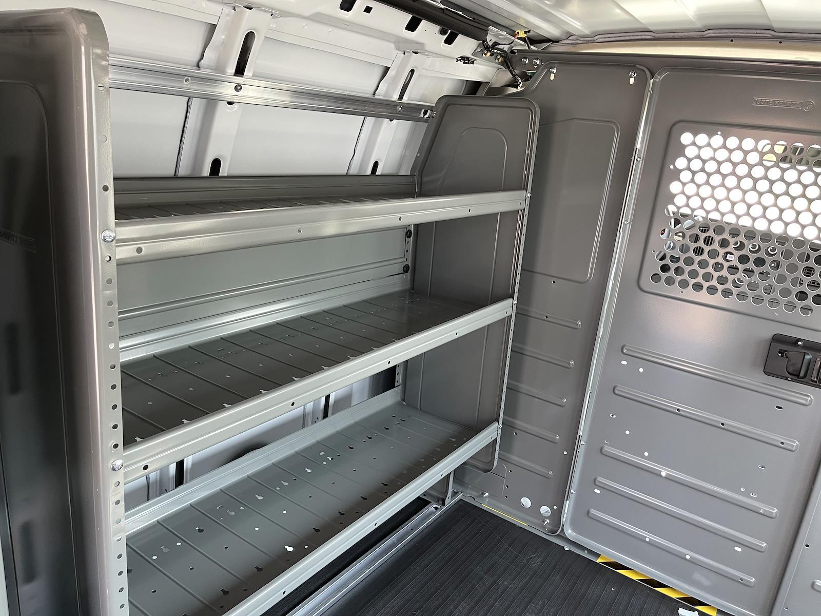2021 Chevrolet Express 2500 4x2, Adrian Steel Upfitted Cargo Van #215696 - photo 1