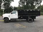 2021 Silverado 6500 Regular Cab DRW 4x4, Swampy Hollow 12' Steel Dumping Landscape #215810 - photo 6