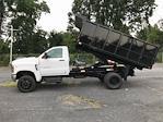 2021 Silverado 6500 Regular Cab DRW 4x4, Swampy Hollow 12' Steel Dumping Landscape #215810 - photo 7