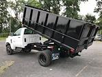 2021 Silverado 6500 Regular Cab DRW 4x4, Swampy Hollow 12' Steel Dumping Landscape #215810 - photo 8