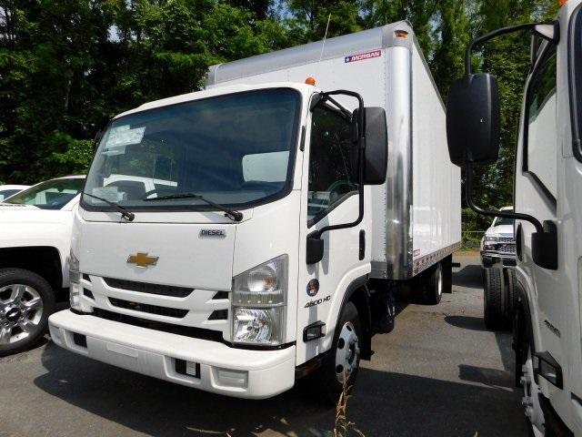 2017 Chevrolet LCF 4500HD Regular Cab DRW 4x2, Morgan Gold Star Dry Freight #76043 - photo 3
