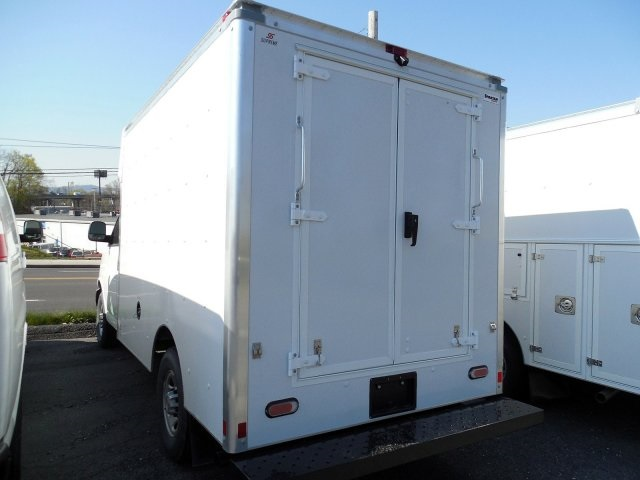2018 Express 3500, Supreme Spartan Cargo Cutaway Van #85740 - photo 4