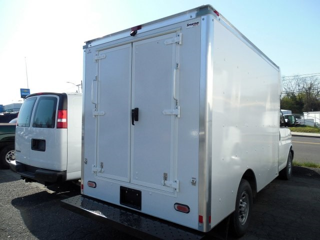 2018 Express 3500, Supreme Spartan Cargo Cutaway Van #85740 - photo 2