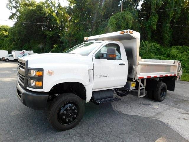 2019 Silverado 4500 Regular Cab DRW 4x4, Galion 133U Dump Body #95982 - photo 3