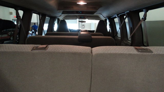 2017 Express 3500 Passenger Wagon #170050 - photo 8