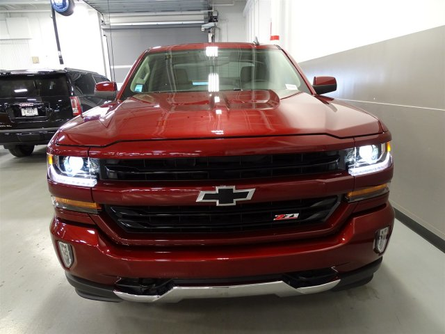 2017 Silverado 1500 Crew Cab 4x4, Pickup #170179 - photo 4