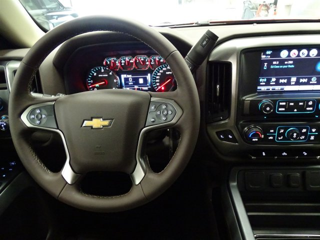 2017 Silverado 1500 Crew Cab 4x4, Pickup #170179 - photo 28