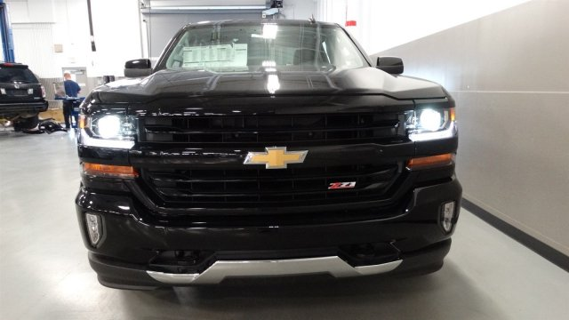 2017 Silverado 1500 Crew Cab 4x4, Pickup #170189 - photo 5