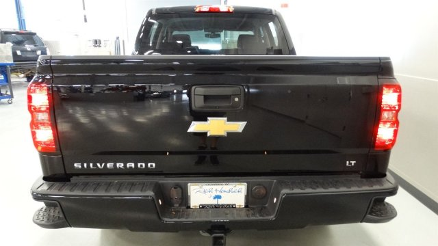 2017 Silverado 1500 Crew Cab 4x4, Pickup #170189 - photo 6