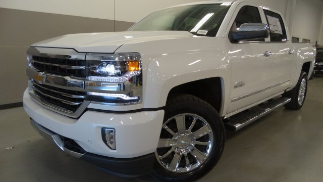 2017 Silverado 1500 Crew Cab 4x4 Pickup #170210 - photo 11