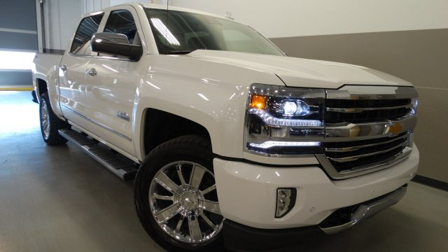 2017 Silverado 1500 Crew Cab 4x4, Pickup #170210 - photo 3