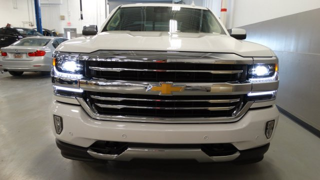 2017 Silverado 1500 Crew Cab 4x4 Pickup #170210 - photo 5